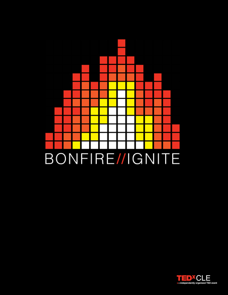 TEDxCLE 2013: Bonfire // Ignite
